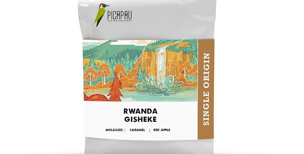 Single Origin Rwanda Gisheke- 250g