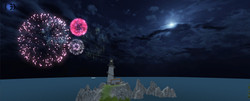Kasama Feuerwerk