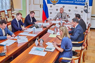 В Минспорте России обсудили подготовку к I Играм стран СНГ