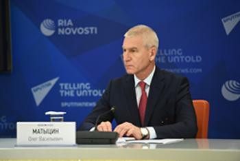 Олег Матыцин: «Во всех федерациях студенческому спорту уделяется повышенное внимание»
