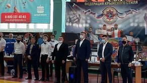 Республиканский турнир «Турнир Воинской Славы», в дисциплинах программы: