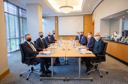 Олег Матыцин и президент ВАДА Витольд Банька обсудили вопрос восстановления РУСАДА