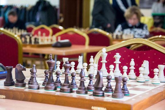 Турнир по шахматам посвященный дню «Защитников Отечества».