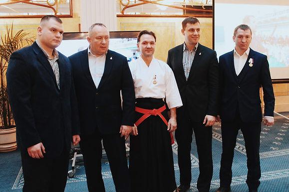 Международный евразийский турнир по традиционному дзюдо