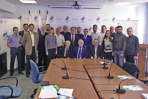 Общее собрание Союза национальных и неолимпийских видов спорта России