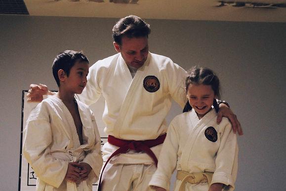 Ежегодный турнир по традиционному дзюдо