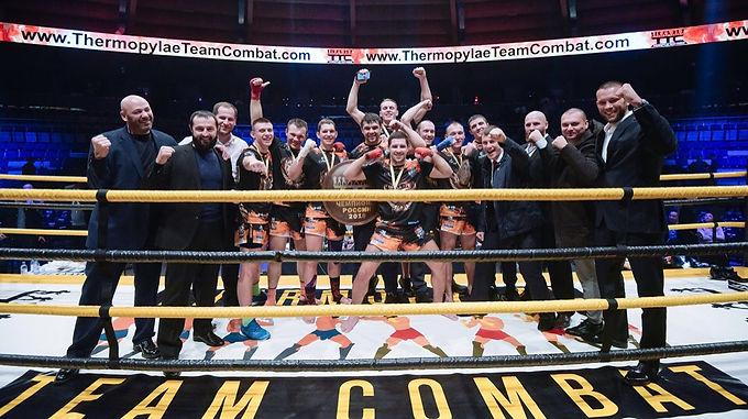 Прошел Чемпионат России «Командные бои по версии TTC