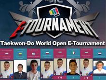 Международные соревнования по тхэквондо проходят в онлайн-формате