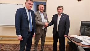 Перспективы стратегического партнерства между СННВС России и Министерством спорта