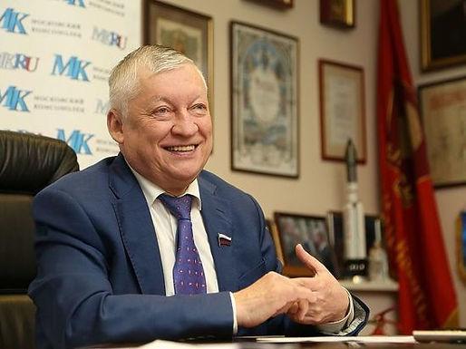 А.Е. Карпов будет развивать неолимпийские виды спорта России