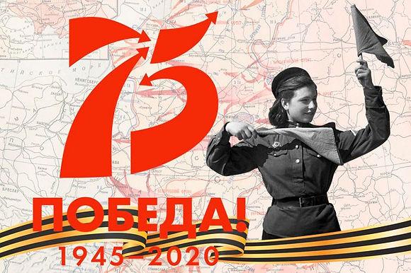 1-ый Вице-президент СННВС поздравил с Днём победы