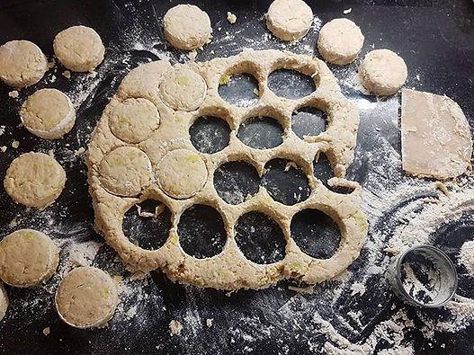 scones especially! 😍 Here's some Leek