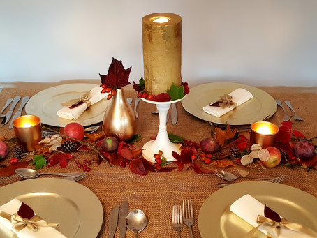 Autumn Wedding Colour Inspiration