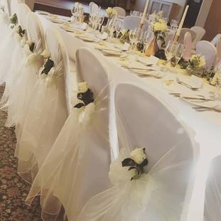 Wedding chairs, wedding stylist, halifax