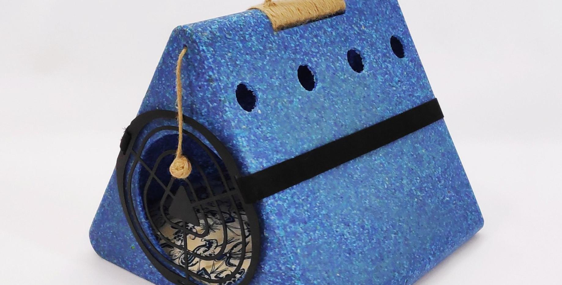 Cucha Canil TRI Azul