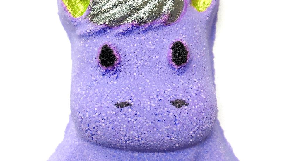Purple Unicorn Bath Bomb