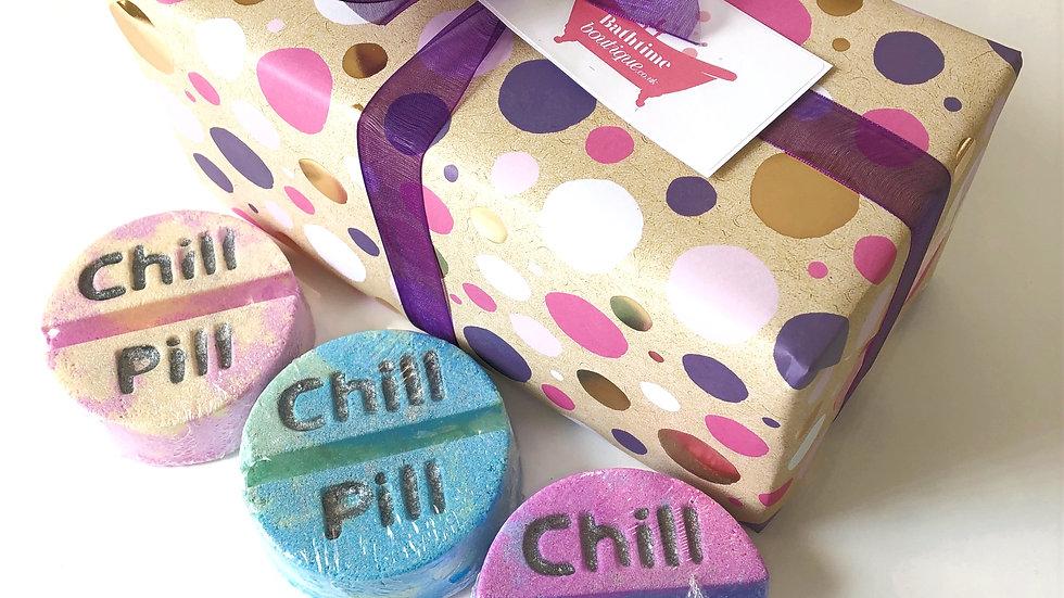 Take a Chill Pill Gift Set