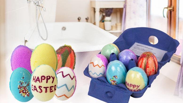 Eggsplosion Bath Bomb Gift Box