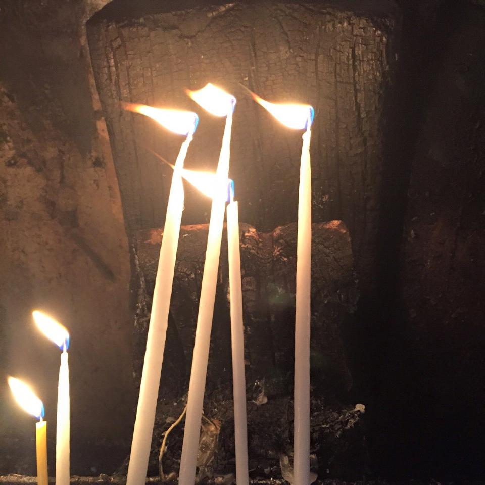 W Kościele Grobu Pańskiego