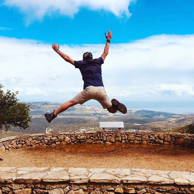 Exploring the beautiful land of Israel