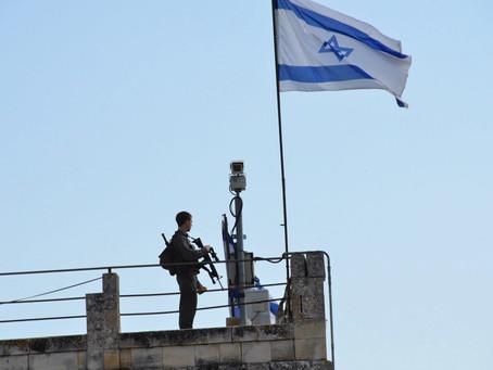 Fala terroru przelewa się przez Izrael