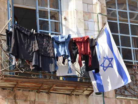 Z wizytą w Jerozolimie