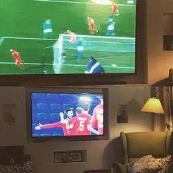 Yeeeeesssssss! #meczpolskaizrael #pilkan