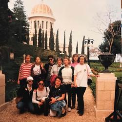 Moja pierwsza wizyta w Izraelu