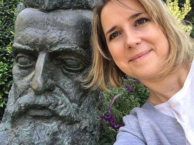 Selfie z Theodorem #theodorherzl #presid