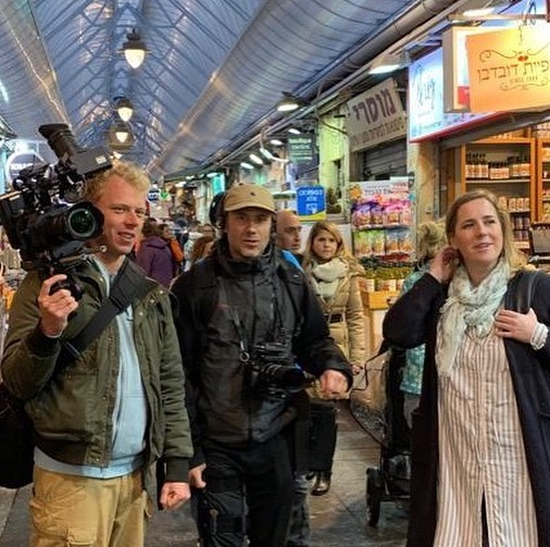 Travel channel i praca nad programem Świ