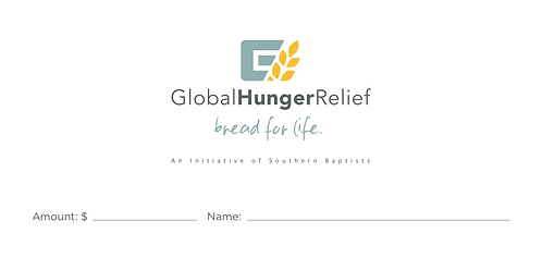 Global Hunger Relief