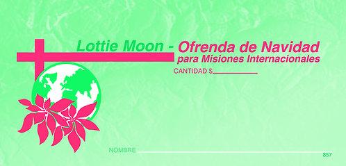 Lottie Moon (Spanish)