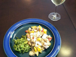 Losing Weight without Compromise-     Meal #2