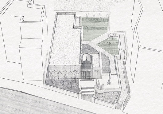St matthews architectual drawing