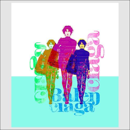 Runway Balenciaga - Fine Art Print