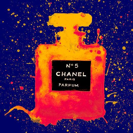 Chanel Goes Pop Image - Luke Walwyn Studio