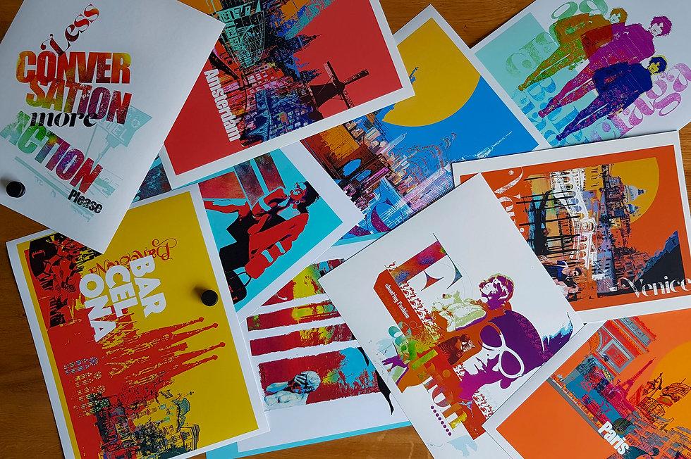 Print & Canvas Banner - Luke Walwyn Shop