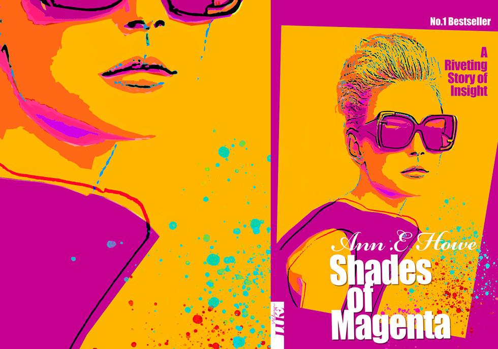Shades of Magenta - Magazine Cover