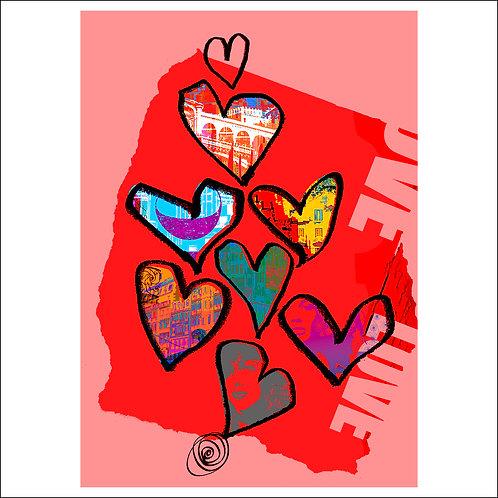 LOVE - Fine Art Print