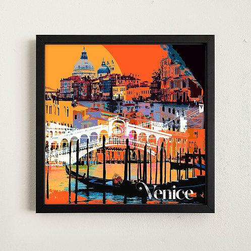 Venice - Art Tile