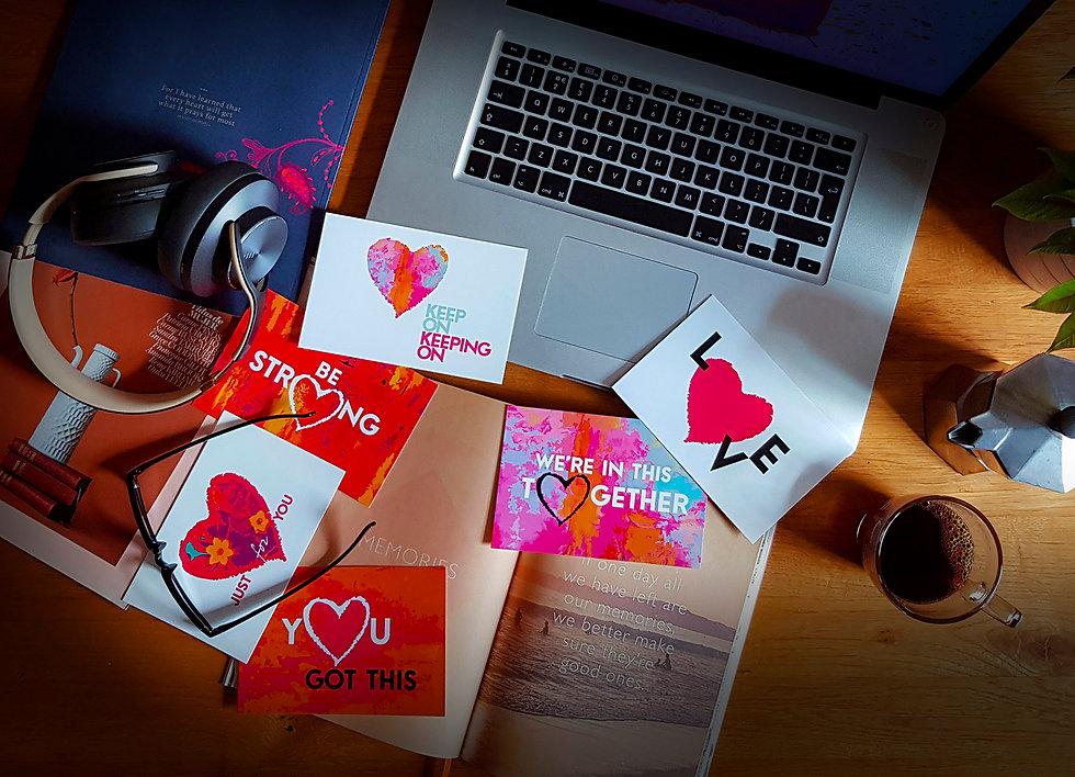 Lovecards Banner - Luke Walwyn Shop Lovecards