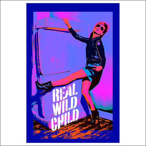 Real Wild Child - Fine Art Print