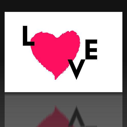 Love - Lovecard