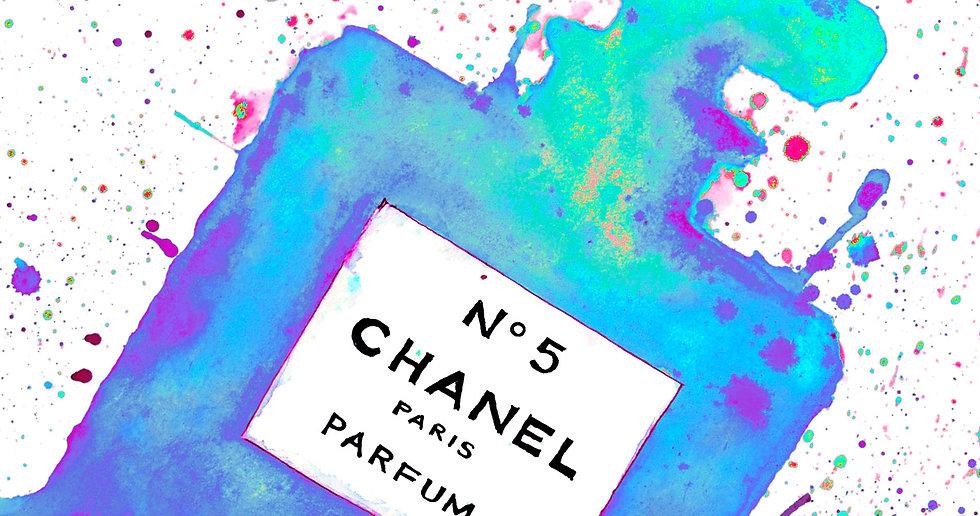 Chanel Goes Pop Banner - Luke Walwyn Studio