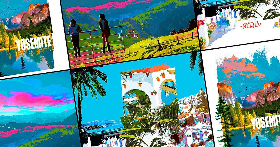Bespoke Art Intro Image - Luke Walwyn Studio