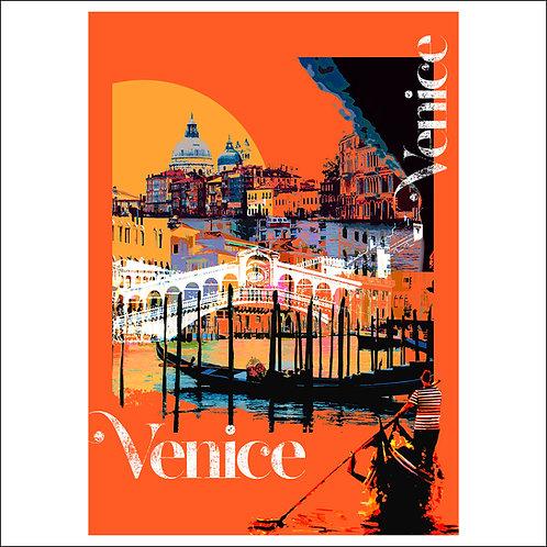 Venice - Fine Art Print