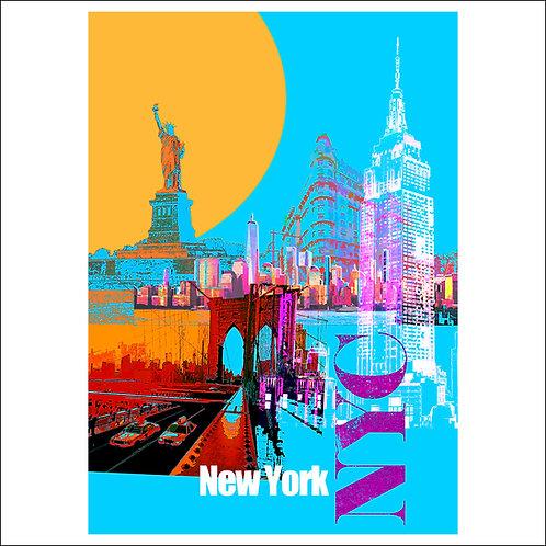 NYC - Fine Art Print