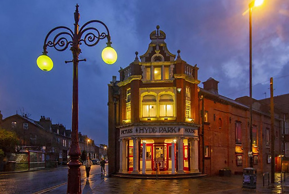 A photograph of Hyde Park Picture House Leeds