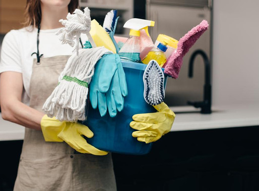 There's everyday clean, guest clean, and then there's COVID- 19 clean.