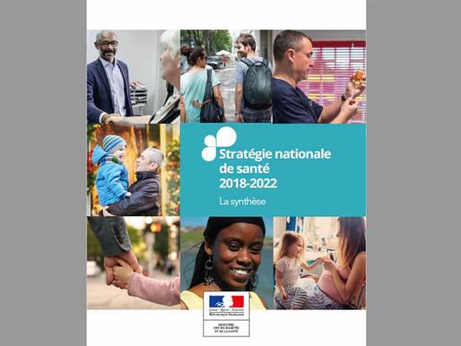 La prévention comme priorité de la stratégie nationale de santé